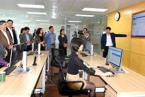 Bảo hiểm xã hội Hà Nội áp dụng nhiều giải pháp trong ứng dụng công nghệ thông tin
