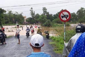 Cầu Bến Lội sẽ giúp hàng trăm hộ dân Quảng Trị thoát cảnh 'lội lụt' ra QL1
