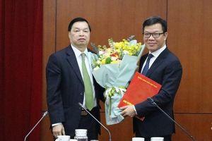 Ông Tống Văn Thanh là tân Phó Vụ trưởng Vụ Báo chí - Xuất bản