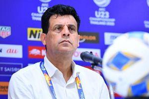 Thuyền trưởng của U23 Iraq thừa nhận sự thật phũ phàng về U23 Thái Lan