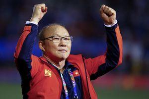 HLV Park Hang-seo và U22 Việt Nam về nhất tại Cúp chiến thắng