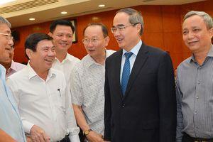 TPHCM tổ chức họp mặt mừng Xuân, mừng Đảng