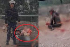 Kẻ dùng dao chém người phụ nữ ở Thái Nguyên khai gì?