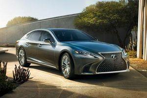 Bảng giá xe Lexus tháng 1/2020: Thêm 3 lựa chọn mới