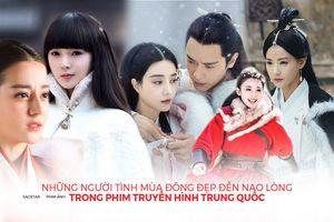 Những người tình mùa đông đẹp đến nao lòng trong phim truyền hình Trung Quốc