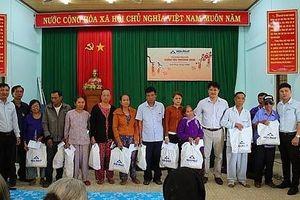Tập đoàn Hòa Phát tặng gần 3.500 suất quà Tết vì người nghèo trên cả nước