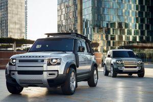 Khám phá Land Rover Defender giá bán từ 3,715 tỷ tại Việt Nam