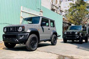 'Soi' Suzuki Jimny hơn 1,4 tỷ đồng tại Sài Gòn