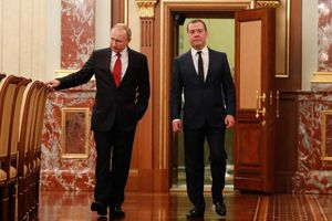 Kế hoạch bất ngờ của TT Putin khi thay thế toàn bộ chính phủ