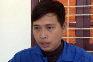 Bắt nghi phạm từ Hà Nội vào Huế gây ra hàng loạt vụ cướp