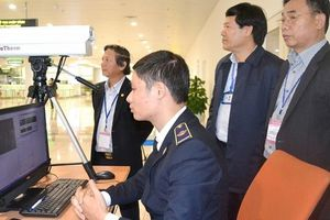 100% hành khách từ Trung Quốc nhập cảnh vào Nội Bài đều được giám sát sức khỏe