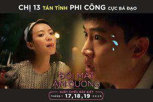 Choáng với màn 'thả thính' bá đạo của Thu Trang dành cho Quốc Trường