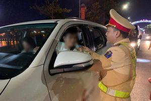 Phú Thọ: Một tài xế bị phạt 35 triệu đồng, tước GPLX 23 tháng