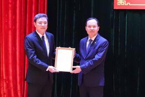 Thành ủy TP Thanh Hóa có tân Bí thư