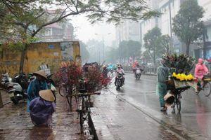 Dự báo thời tiết ngày mai 18/1: Hà Nội mưa rét, nhiệt độ thấp nhất 14-16 độ