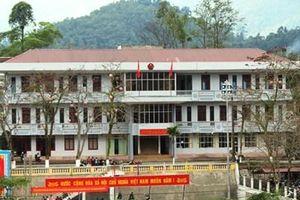 UBKT Tỉnh ủy Hà Giang kỷ luật Phó Chủ tịch UBND huyện Bắc Quang