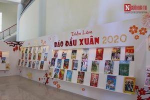 TP.HCM rộn ràng khai mạc triển lãm Báo Đầu Xuân Canh Tý 2020