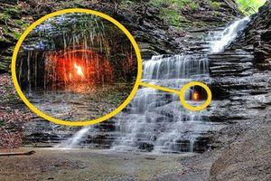 Giải mã 'cực choáng' về bí ẩn ngọn lửa nghìn năm không tắt