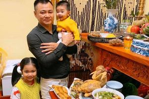 Bận rộn chạy show sát Tết, sao Việt vẫn chuẩn bị chu đáo mâm cỗ cúng ông Công ông Táo