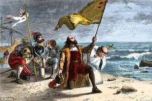 Sự thật bất ngờ liên quan tới Christopher Columbus
