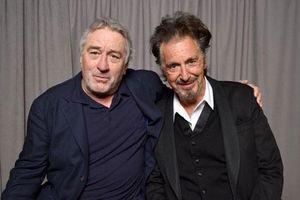 Robert De Niro: Tôi và Al Pacino rất thân thiết