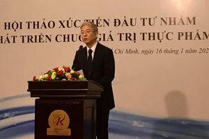 Nhật Bản xúc tiến đầu tư chuỗi giá trị thực phẩm tại Việt Nam