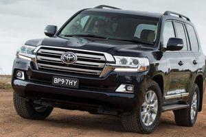 Toyota Land Cruiser mới ra mắt dùng động cơ mới nhỏ hơn
