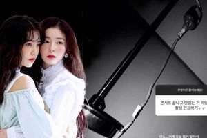 Tình trạng sức khỏe đáng báo động của Red Velvet: Wendy chấn thương, Joy bị rối loạn dạng cơ thể, Yeri, Irene cảm cúm phải hủy lịch trình