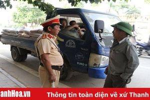 Thanh Hóa: Xử phạt 9.601 trường hợp vi phạm các quy định của pháp luật về trật tự, an toàn giao thông