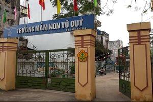 Thái Bình: Điều tra nghi án bé gái 3 tuổi bị xâm hại tại trường mầm non