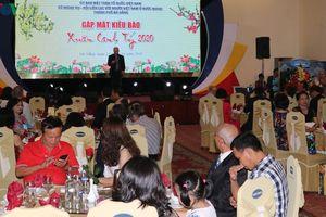 Đà Nẵng gặp mặt 200 kiều bào về quê đón Tết Canh Tý