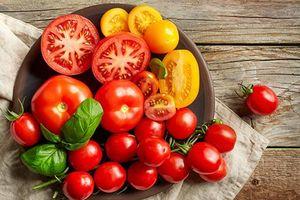 Những lợi ích tuyệt vời của cà chua đối với sức khỏe