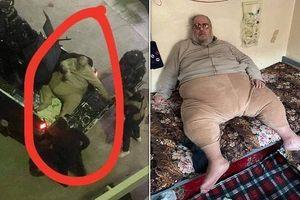 Iraq bắt sống thủ lĩnh béo phì của IS, phải dùng xe tải mới chở nổi