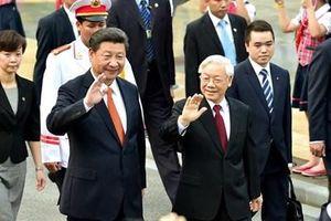 Truyền thông Trung Quốc khẳng định triển vọng tươi sáng trong quan hệ với Việt Nam