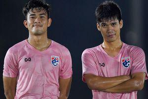 Shinnaphat: 'U23 Thái Lan không để đối thủ thắng trên sân nhà'