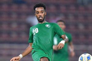 Mukhtar Ali - tiền vệ U23 Saudi Arabia gắn bó 10 năm với Chelsea