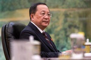 Rộ tin ngoại trưởng Triều Tiên bị thay thế