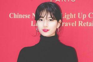 Suzy trông đẹp như nữ thần, Hwang Minhyun diện đồ đơn giản đi sự kiện