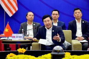 Các Bộ trưởng ASEAN quan ngại các sự cố nghiêm trọng ở Biển Đông