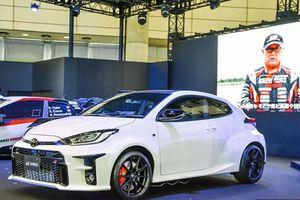 Toyota Yaris động cơ mạnh nhất thế giới từ 840 triệu đồng