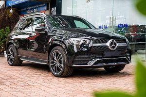 Chi tiết Mercedes-Benz GLE300 Diesel 2020 hơn 6 tỷ tại Hà Nội