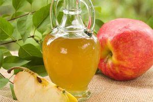 5 cách chữa viêm xoang đơn giản và hiệu quả tại nhà bằng giấm táo