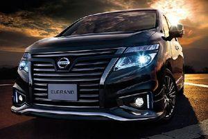 'Soi' xe minivan Nissan Elgrand 2020 đặc biệt từ 923 triệu đồng