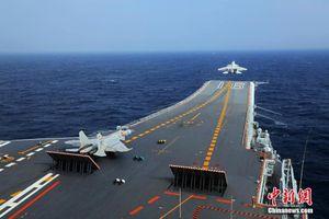Trung Quốc: Chiến lược tăng cường sức mạnh hải quân