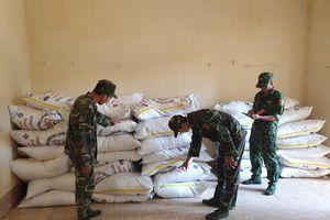 Chống buôn lậu những ngày giáp Tết ở biên giới An Giang