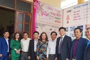 Phó Chủ tịch Thường trực Hội Nhà báo Việt Nam dự khai mạc Hội báo Xuân tại tỉnh Nghệ An