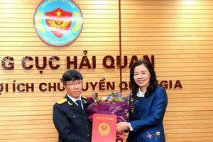Bộ Tài chính bổ nhiệm Tổng cục phó Tổng cục Hải quan