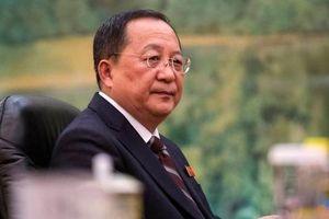 Báo Hàn: Triều Tiên thay Bộ trưởng ngoại giao kỳ cựu