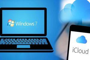 Windows 7 bị khai tử, Apple thừa nhận xem trộm ảnh trên iCloud