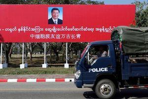 Chủ tịch Trung Quốc Tập Cận Bình thăm cấp nhà nước tới Myanmar